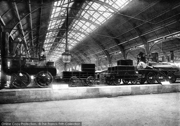 Photo of Darlington, the Two Engines 1901, ref. 48013