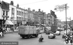 Darlington, Town Centre 1957