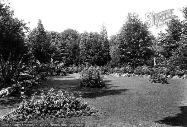 Photo of Darlington, Tropical Gardens 1911, ref. 63554