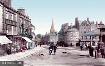 Darlington, Tubwell Row 1903