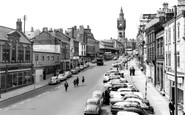 Darlington, Tubwell Row c.1965