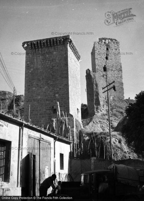 Photo of Daroca, 1960