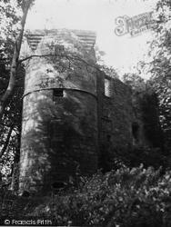 Darsie, Castle 1950