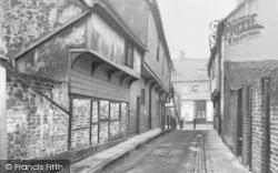 Dartford, Bullace Lane c.1910