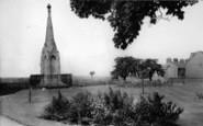 Dartford, Christopher Wade's Memorial c.1955