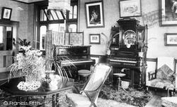 City London Asylum, Drawing Room 1903, Dartford