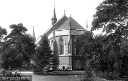 City Of London Asylum Chapel 1902, Dartford