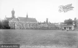 Dartford, City Of London Asylum, Chapel 1903
