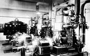 Dartford, City Of London Asylum Engine Room 1903