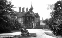 City Of London Asylum Entrance 1903, Dartford