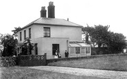 Dartford, City Of London Asylum, Hill House Villa 1903
