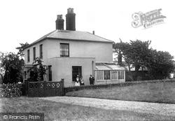 City Of London Asylum, Hill House Villa 1903, Dartford