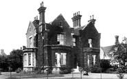 Dartford, City Of London Asylum, Medical Superintendent's House 1903