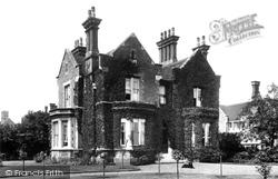 City Of London Asylum, Medical Superintendent's House 1903, Dartford