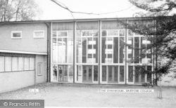 Dartford, College, The Gymnasium c.1965