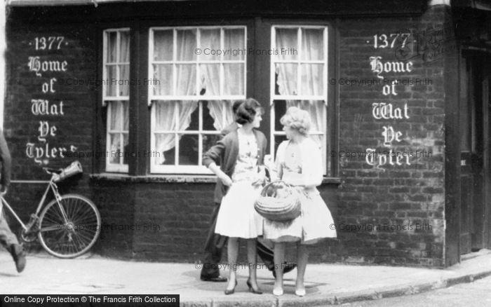 Dartford, Fashion c1955