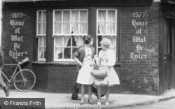 Fashion c.1955, Dartford