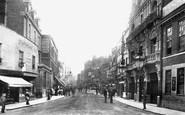 Dartford, High Street 1902