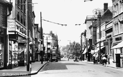 High Street 1949, Dartford