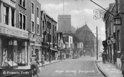 High Street c.1950, Dartford