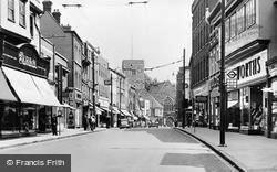 Dartford, High Street c.1950