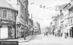 Dartford, High Street c.1955