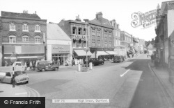 Dartford, High Street c.1960