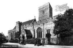 Holy Trinity Church 1902, Dartford