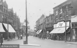 Dartford, Hythe Street c.1925