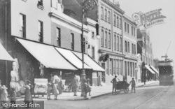 Dartford, Lowfield Street c.1910