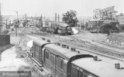 Dartford, Railway Sidings c.1910