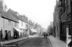 Spital Street 1902, Dartford