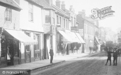 Dartford, Spital Street 1902