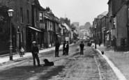 Dartford, Spital Street c.1860