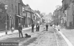 Spital Street c.1860, Dartford