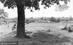 Dartford, The Common c.1955