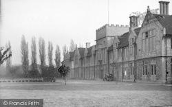 Dartford, The Girls High School c.1950