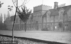 Dartford, The Girls School c.1950