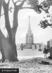 Dartford, The Martyrs' Memorial c.1950