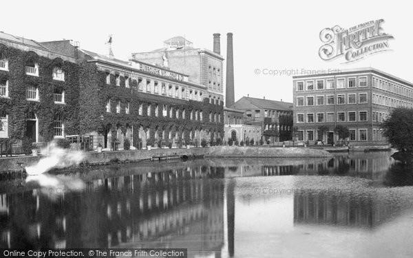 Dartford, the Mill Pond 1902