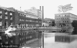 The Mill Pond 1902, Dartford