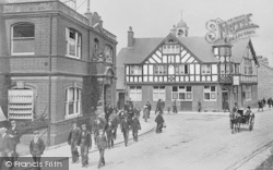 Dartford, The North Pole, Hythe Street c.1900