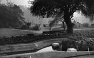 Dartford, The Park c.1950