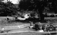 Dartford, The Park c.1955