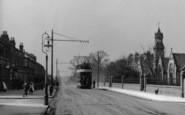 Dartford, Tram, Dartford Road c.1910