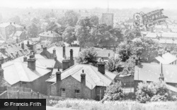 View From East Hill c.1955, Dartford