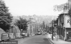 View From West Hill c.1955, Dartford