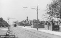 Dartford, West Hill School, Dartford Road c.1910