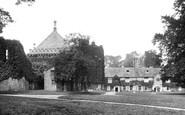 Dartington, Hall 1890