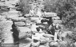 Dartmeet, The River c.1960